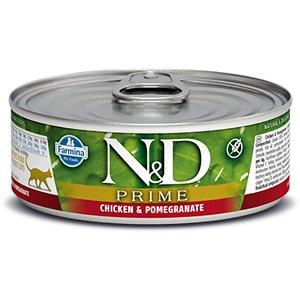 Farmina Natural & Delicious Prime Chicken & Pomegranate Canned Cat Food