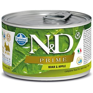 Farmina Natural & Delicious Prime Boar & Apple Canned Dog Food