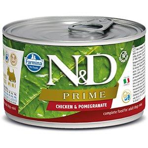 Farmina Natural & Delicious Prime Chicken & Pomegranate Canned Dog Food