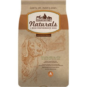 Country Vet Naturals 30/20 Active Athlete Dog Food
