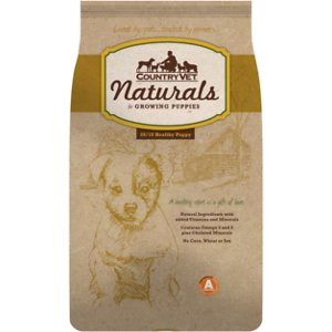 Country Vet Naturals 28/18 Healthy Puppy Dog Food