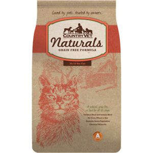 Country Vet Naturals 34-15 Grain-Free Cat Food