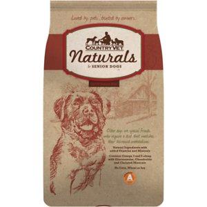 Country Vet Naturals 24-10 Senior Dog Food