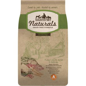 Country Vet Naturals 28-16 Grain-Free Dog Food