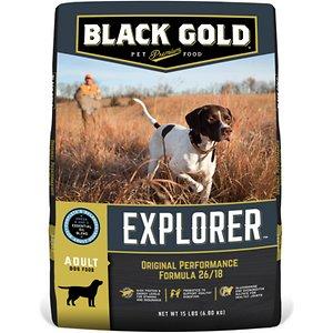 Black Gold Explorer Original Performance 26/18 Dry Dog Food