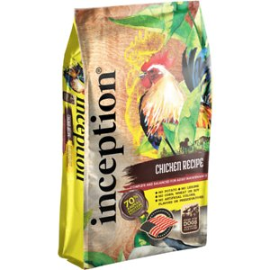 Inception Chicken Recipe Dry Dog Food