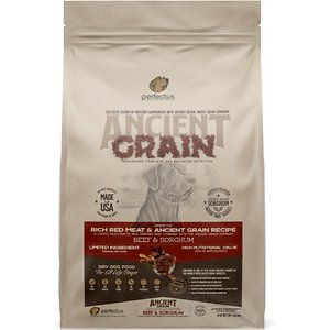 Perfectus Rich Red Meat & Ancient Grain Recipe Dry Dog Food