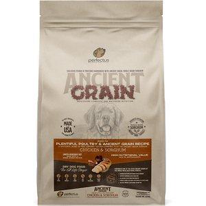Perfectus Plentiful Poultry & Ancient Grain Recipe Dry Dog Food