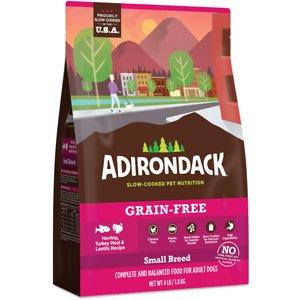 Adirondack Herring Turkey Meal & Lentils Recipe Grain-Free Dry Dog Food