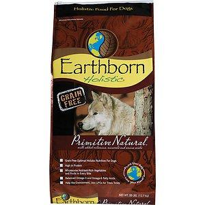 Earthborn Holistic Primitive Natural Grain-Free Natural Dry Dog Food