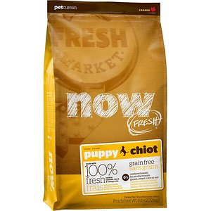 Now Fresh Grain-Free Puppy Recipe Dry Dog Food