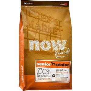 Now Fresh Grain-Free Senior Weight Management Recipe Dry Dog Food