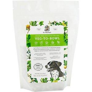 Dr. Harvey's Veg-To-Bowl Grain-Free Dog Food Pre-Mix