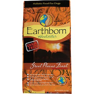 Earthborn Holistic Great Plains Feast Grain-Free Natural Dry Dog Food