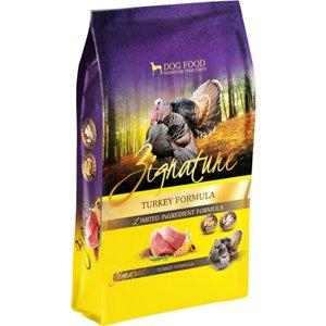 Zignature Turkey Limited Ingredient Formula Grain-Free Dry Dog Food