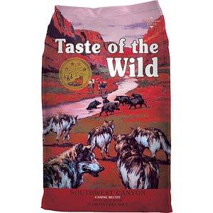 Taste of the Wild Southwest Canyon Grain-Free Dry Dog Food