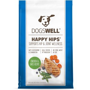 Dogswell Happy Hips Chicken & Oats Recipe Dry Dog Food