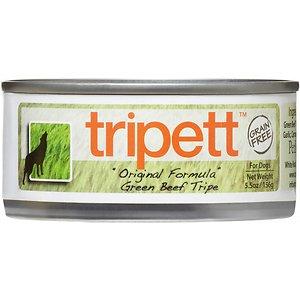 PetKind Tripett Original Formula Green Beef Tripe Grain-Free Canned Dog Food