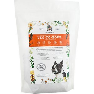 Dr. Harvey's Veg-To-Bowl Fine Ground Grain-Free Dog Food Pre-Mix
