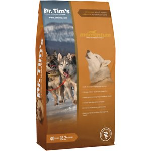 Dr. Tim's Highly Athletic Momentum Formula Dry Dog Food