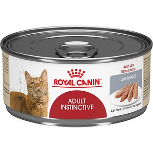 Royal Canin Adult Instinctive Loaf in Sauce Canned Cat Food