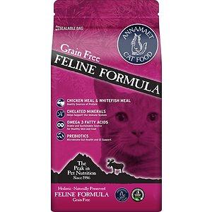 Annamaet Grain-Free Chicken & Fish Formula Dry Cat Food