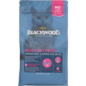 Blackwood Chicken Meal & Rice Recipe Adult Dry Cat Food