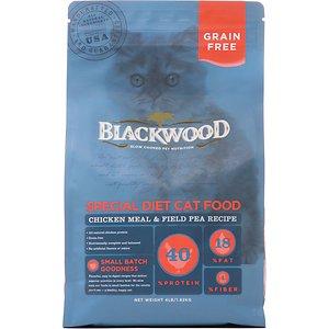 Blackwood Chicken Meal & Field Pea Recipe Grain-Free Dry Cat Food