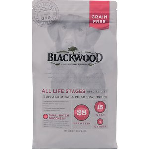 Blackwood Buffalo Meal & Field Pea Recipe Grain-Free Dry Dog Food