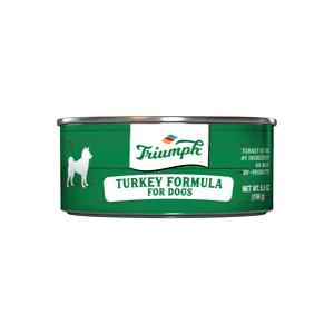 Triumph Turkey Formula Canned Dog Food