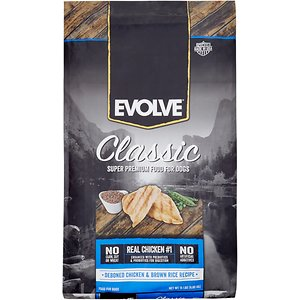 Evolve Classic Deboned Chicken & Brown Rice Recipe Dry Dog Food