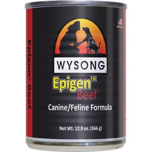 Wysong Epigen Beef Formula Grain-Free Canned Dog Food