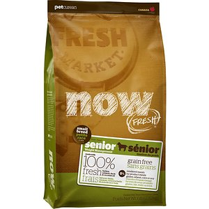 Now Fresh Grain-Free Small Breed Senior Weight Management Recipe Dry Dog Food