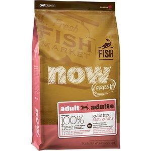 Now Fresh Grain-Free Adult Fish Recipe Dry Dog Food