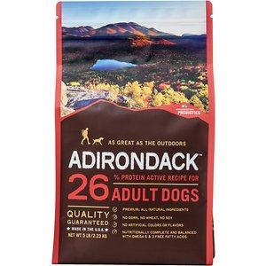 Adirondack 26% Adult Active Recipe Dry Dog Food