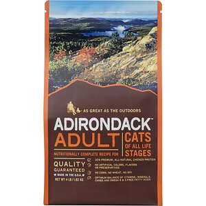 Adirondack Adult Recipe Dry Cat Food