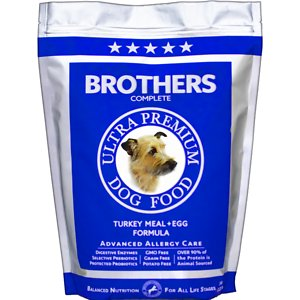 Brothers Complete Turkey Meal & Egg Formula Advanced Allergy Care Grain-Free Dry Dog Food