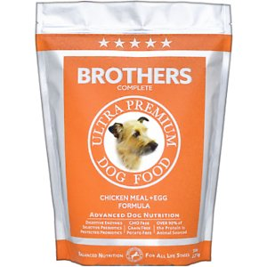 Brothers Complete Chicken Meal & Egg Formula Grain-Free Dry Dog Food