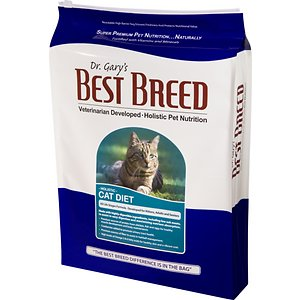 Dr. Gary's Best Breed Holistic All Life Stages Dry Cat Food