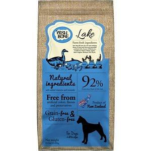 Wishbone Lake Grain-Free Dry Dog Food
