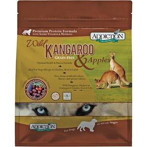 Addiction Grain-Free Wild Kangaroo & Apples Dry Dog Food