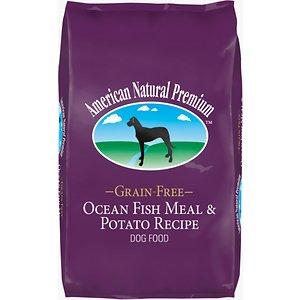 American Natural Premium Grain-Free Ocean Fish Meal & Potato Recipe Dry Dog Food