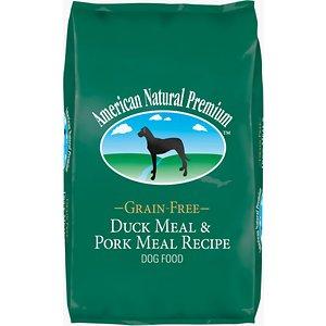 American Natural Premium Grain-Free Duck Meal & Pork Meal Recipe Dry Dog Food