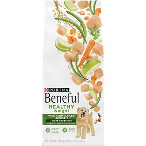 Purina Beneful Healthy Weight with Farm-Raised Chicken Dry Dog Food