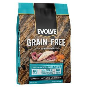 Evolve Deboned Grain-Free Duck