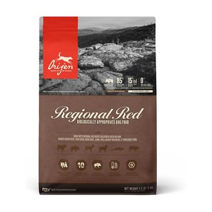 ORIJEN Regional Red Grain-Free Dry Dog Food