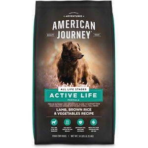 American Journey Active Life Formula Lamb