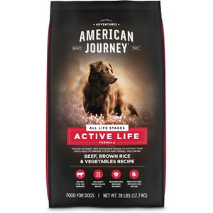 American Journey Active Life Formula Beef