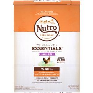 Nutro Wholesome Essentials Small Bites Adult Farm-Raised Chicken