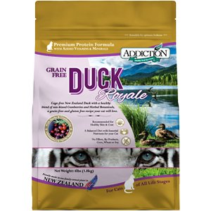 Addiction Grain-Free Duck Royale Dry Cat Food